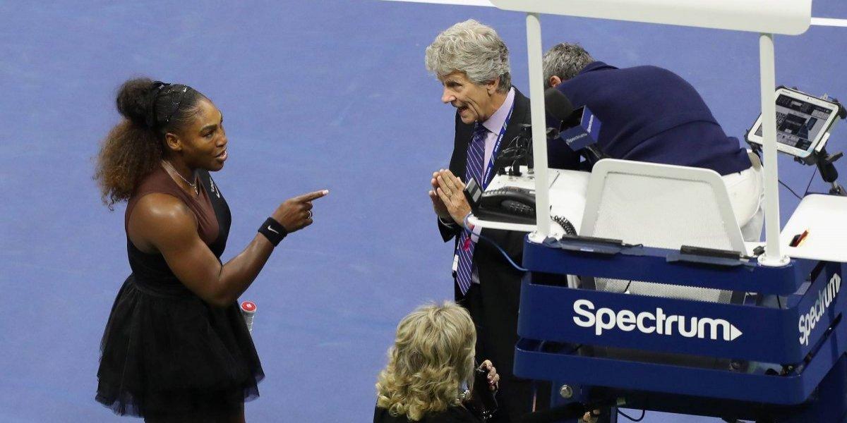 Respalda ITF al juez en el caso Serena Williams