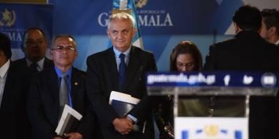 gobernadores departamentales expresan respaldo al presidente Jimmy Morales