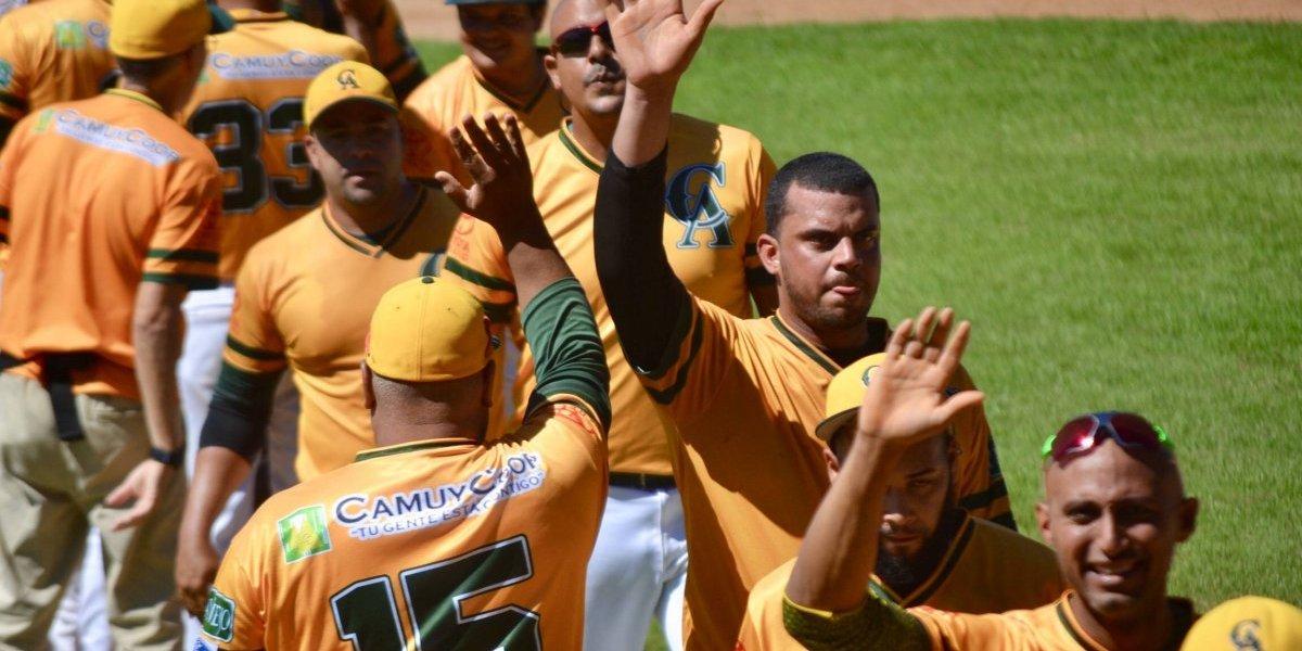 Camuy disfruta su primera victoria en el Carnaval de Campeones