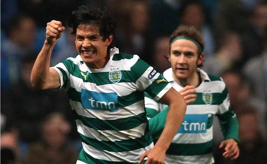 Matías Fernández llegó a Sporting Lisboa a mediados de 2009 por expresa petición de Paulo Bento / Foto: Getty Images