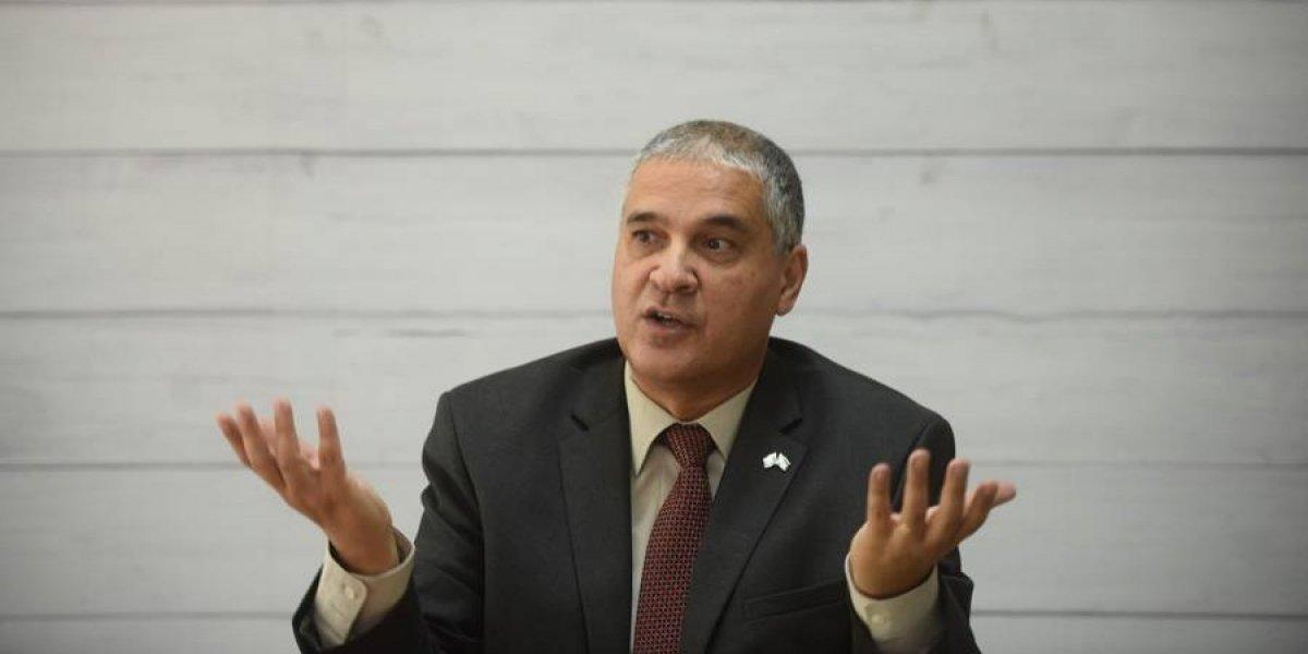 """Mattanya Cohen: """"Estamos en el mejor punto de las relaciones Guatemala-Israel"""""""