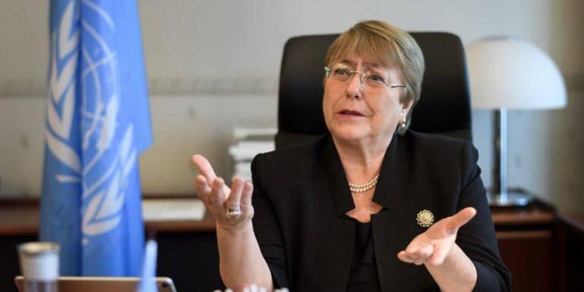 Alta comisionada de ONU para los DD. HH. exhorta al Gobierno de Guatemala a garantizar la libertad de expresión