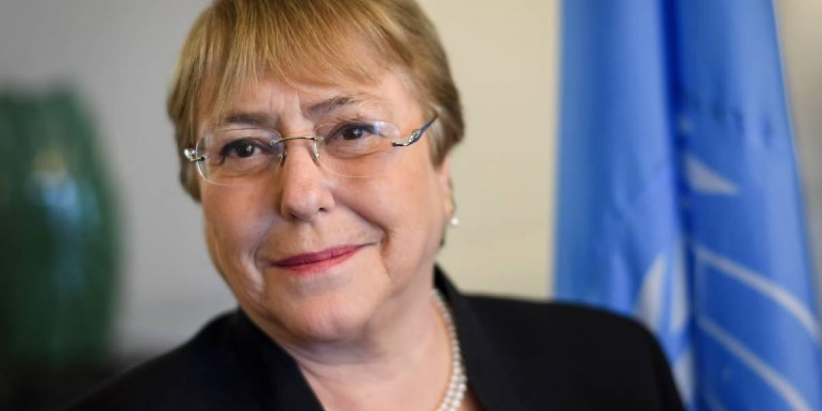 """Alta comisionada de ONU para los DD. HH. califica de """"deplorable"""" decisión del Presidente contra CICIG"""