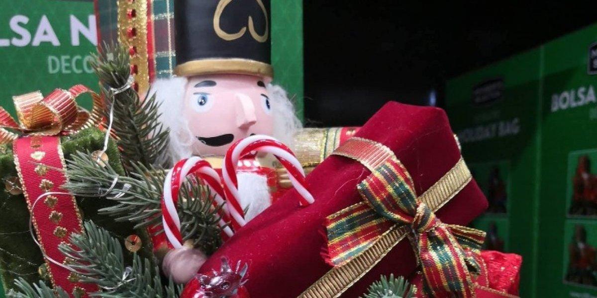 Es septiembre y la Navidad ya se vive en algunos comercios