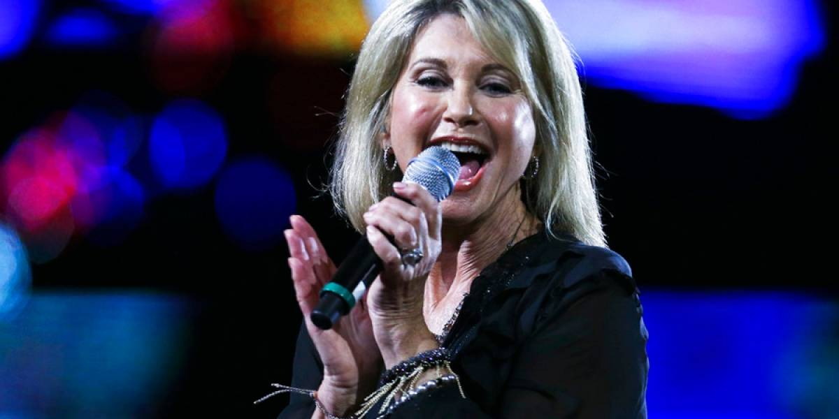 VIDEO. Olivia Newton-John es diagnosticada con cáncer por tercera vez