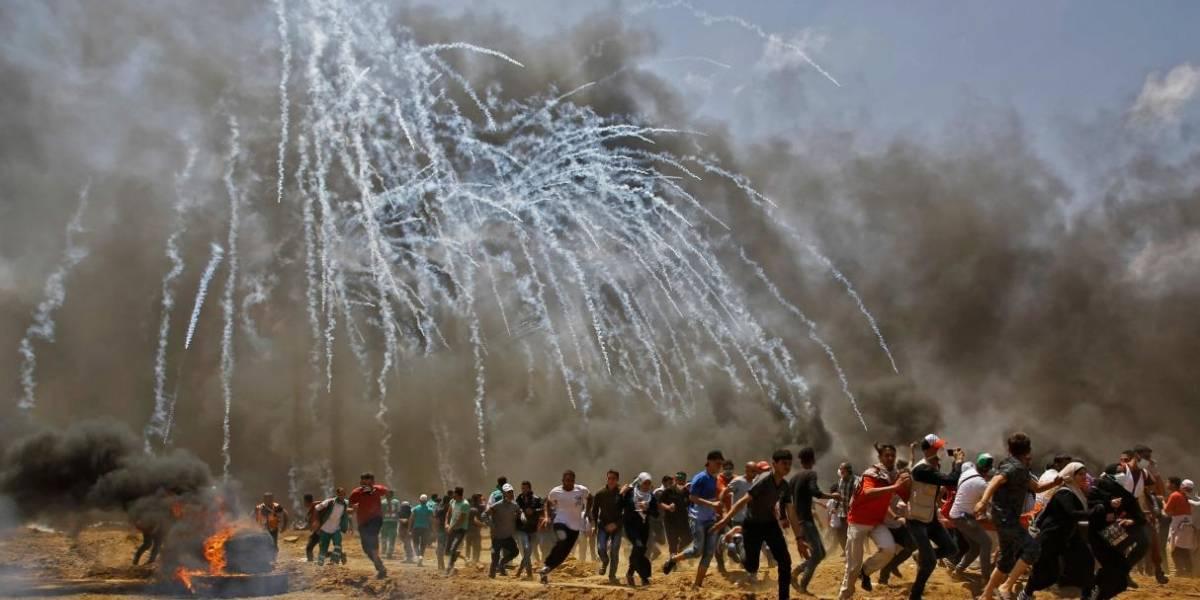 Capturaron uno: Así son los gigantescos drones que usa Israel para bombardear Palestina