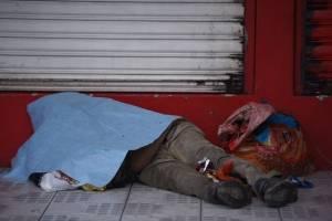 persona fallecida por hipotermia en zona 9