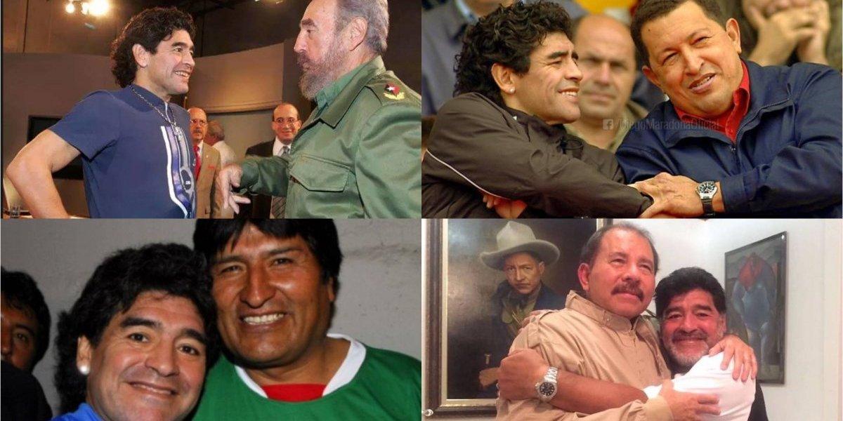 Dorados presenta a Maradona — En vivo