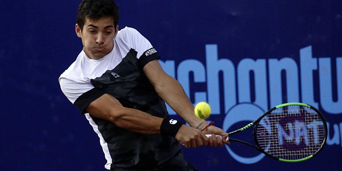 Christian Garín ve los frutos de su esfuerzo y alcanza su mejor ranking ATP