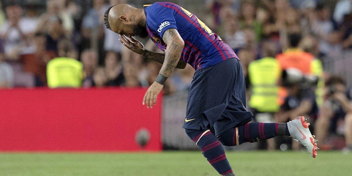 Arturo Vidal es el único candidato chileno para el equipo ideal de la FIFA