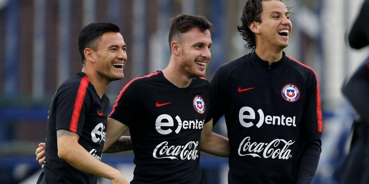 Henríquez tomaría la '9' y Paulo Díaz por izquierda: la formación que tendría la Roja ante Corea del Sur