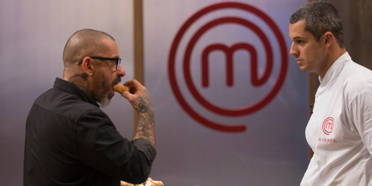 MasterChef Profissionais: Ser destaque em prova dá um alívio, afirma Rafael