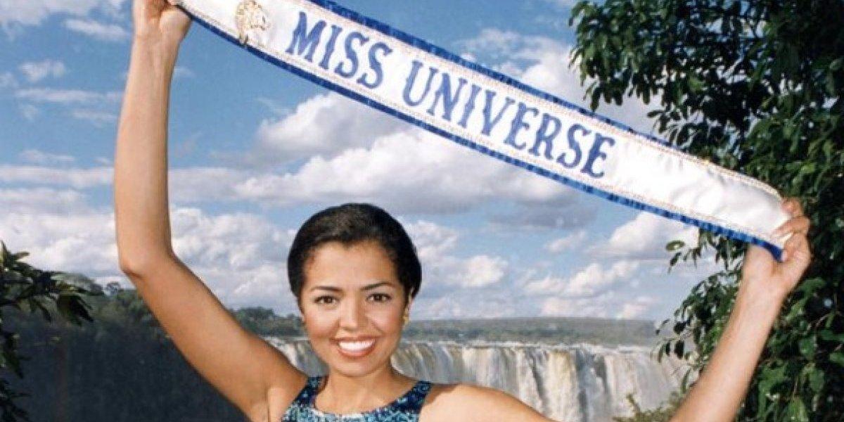 Así Miss Universo lamenta la pérdida de una de sus reinas