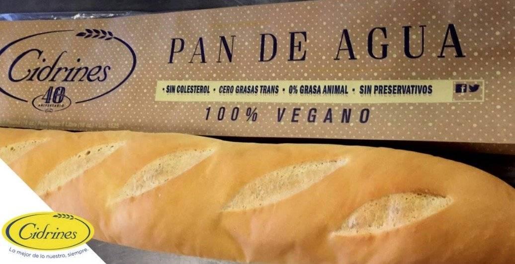 pan vegano los cidrines