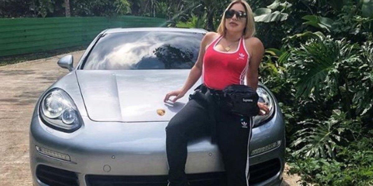 """Andrea de Castro llega a un acuerdo con """"El Joey"""" para que se encargue de su hijo"""