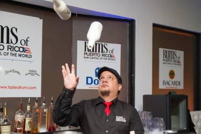 bartender puertorriqueño