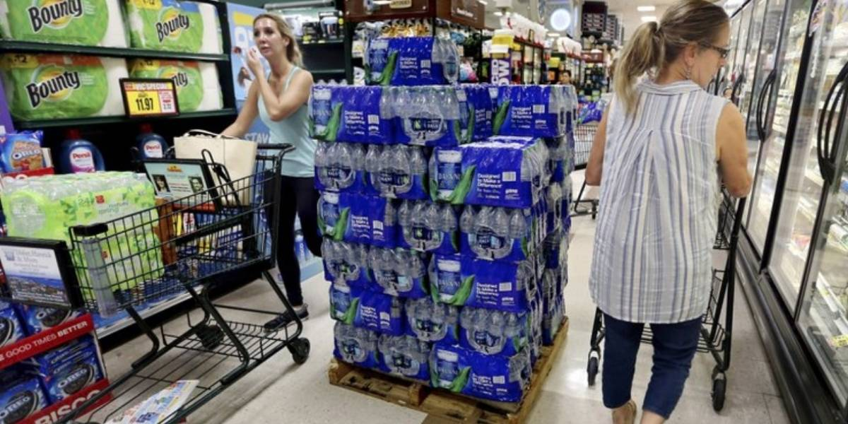 Virginia ordena desalojo de 245 mil residentes