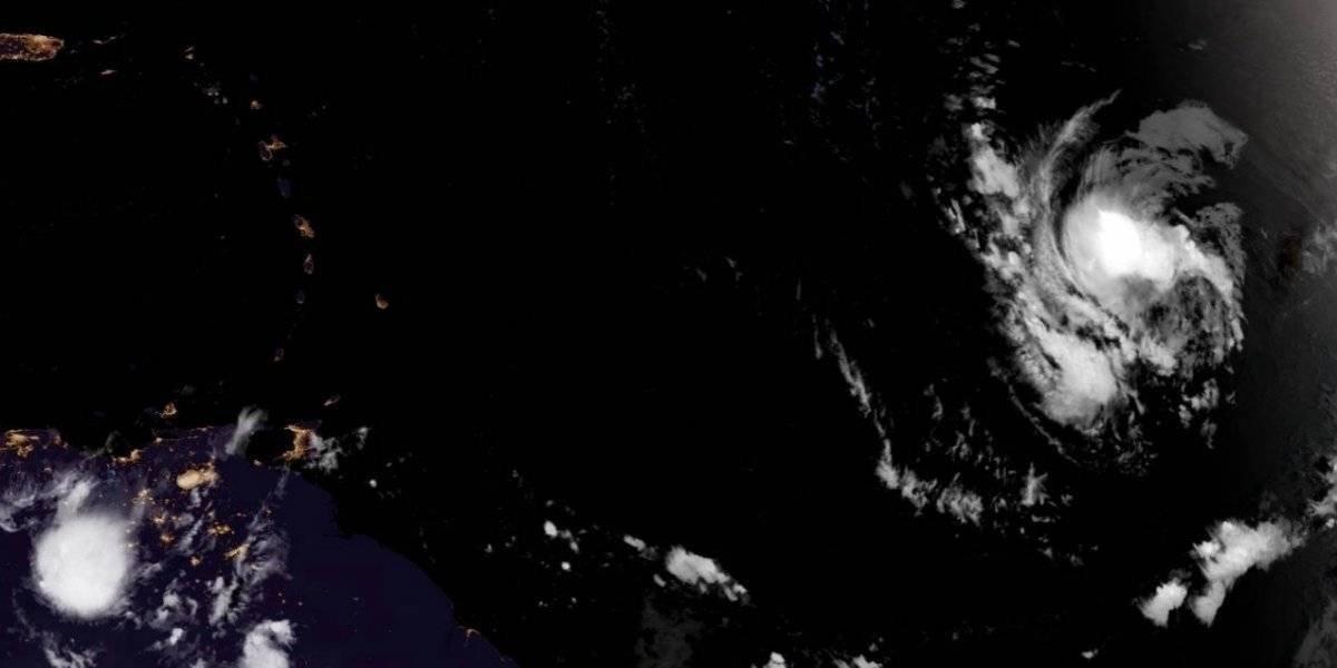 Isaac continúa su ruta hacia el Caribe con vientos de 75 mph