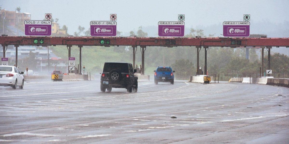 Encontronazo por las multas de AutoExpreso
