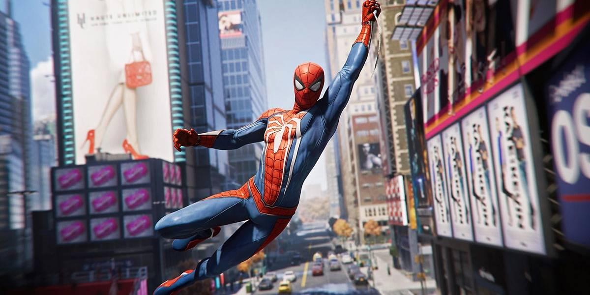 Marvel's Spider-Man tem tudo para ser o game do ano