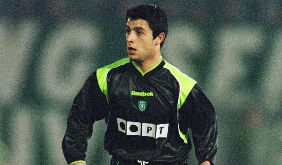 Rodrigo Tello jugó en Sporting Lisboa entre 2001 y 2007. Tuvo a Bento como compañero y DT / Foto: Getty Images
