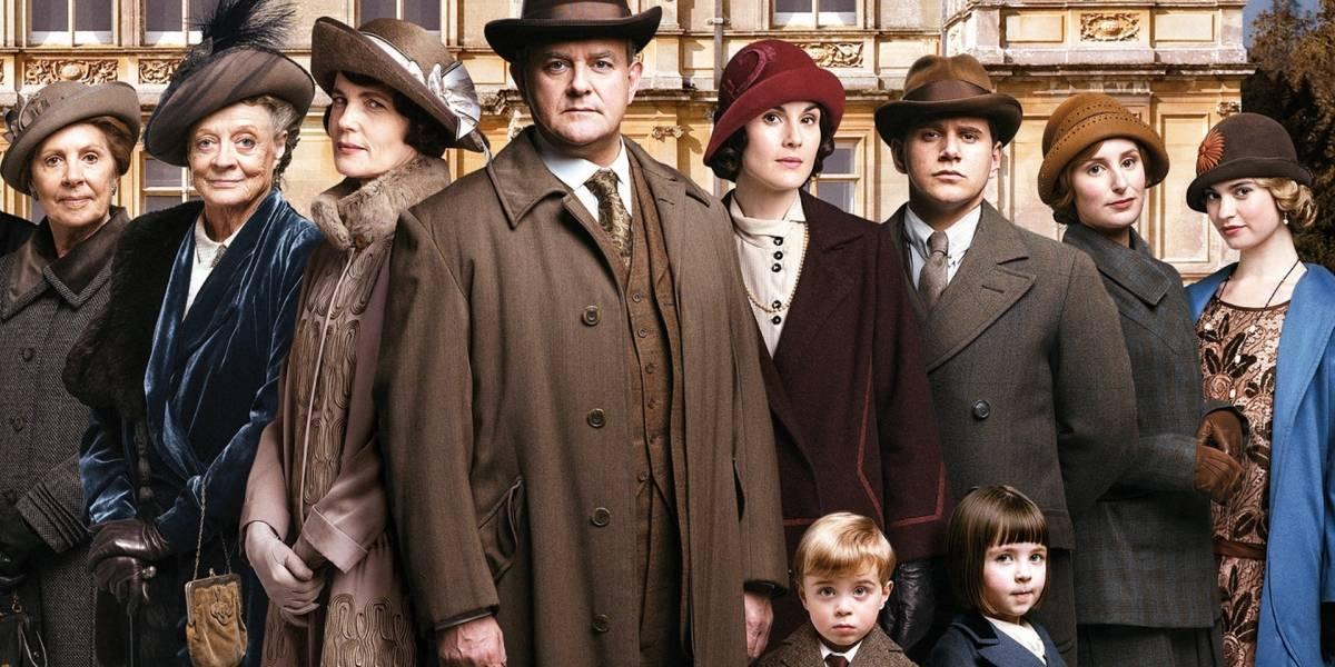 Downton Abbey: divulgada foto que confirma início das filmagens do longa