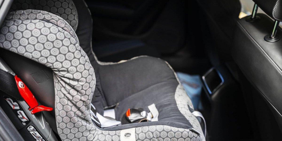 Presentan medida para proteger menores olvidados en asientos protectores