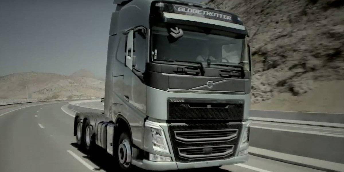 Un chileno busca el título mundial del Volvo Trucks Driver Challenge