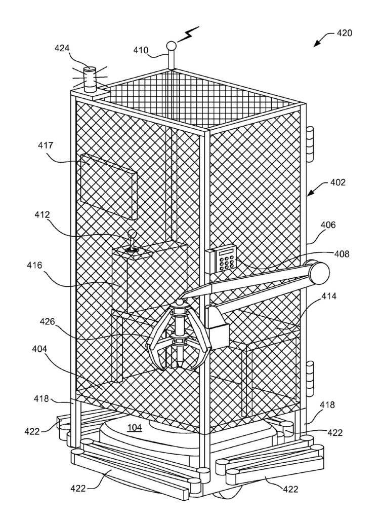 Amazon admite que sí era una mala idea su patente para enjaular a los trabajadores