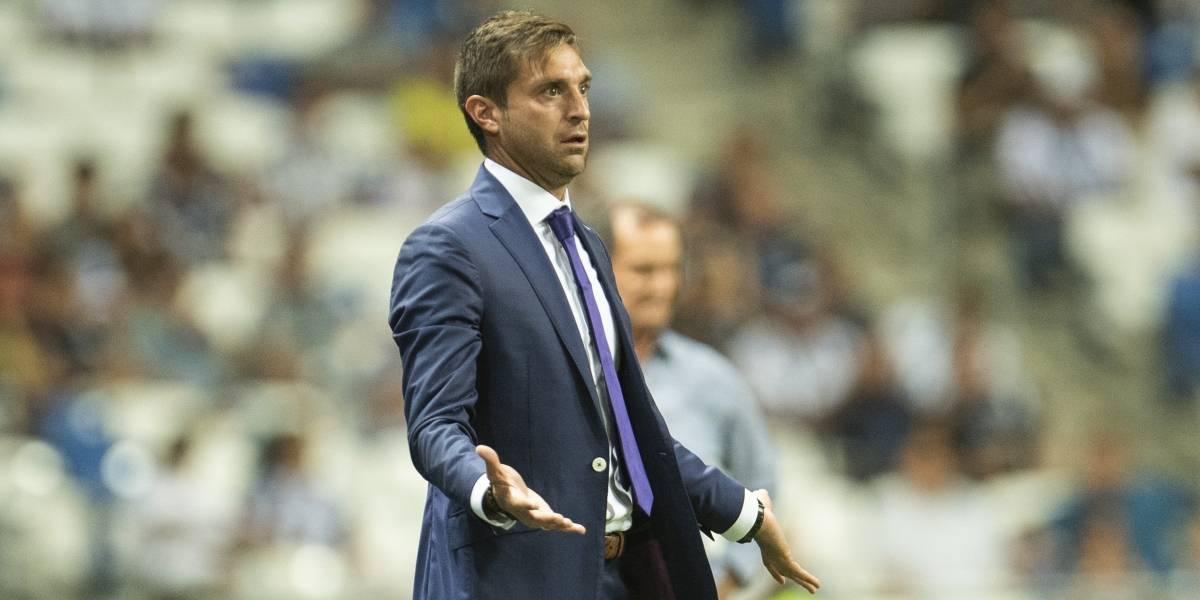 Urretaviscaya pide paciencia para el técnico de Rayados Diego Alonso