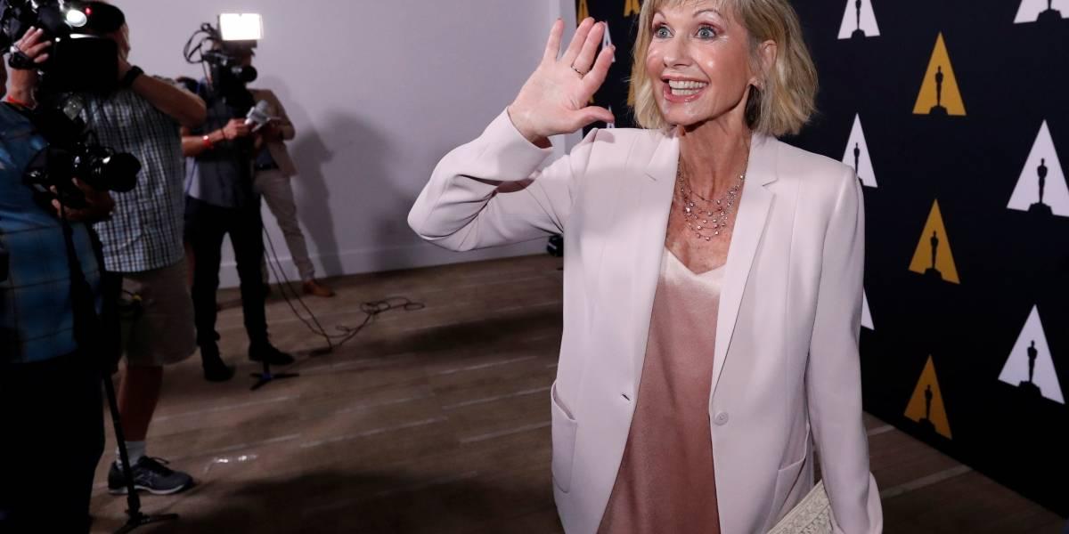 Aos 70 anos, Olivia Newton-John revela luta contra o câncer pela terceira vez