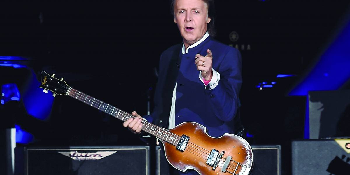 Paul McCartney revela que costumava se masturbar com John Lennon