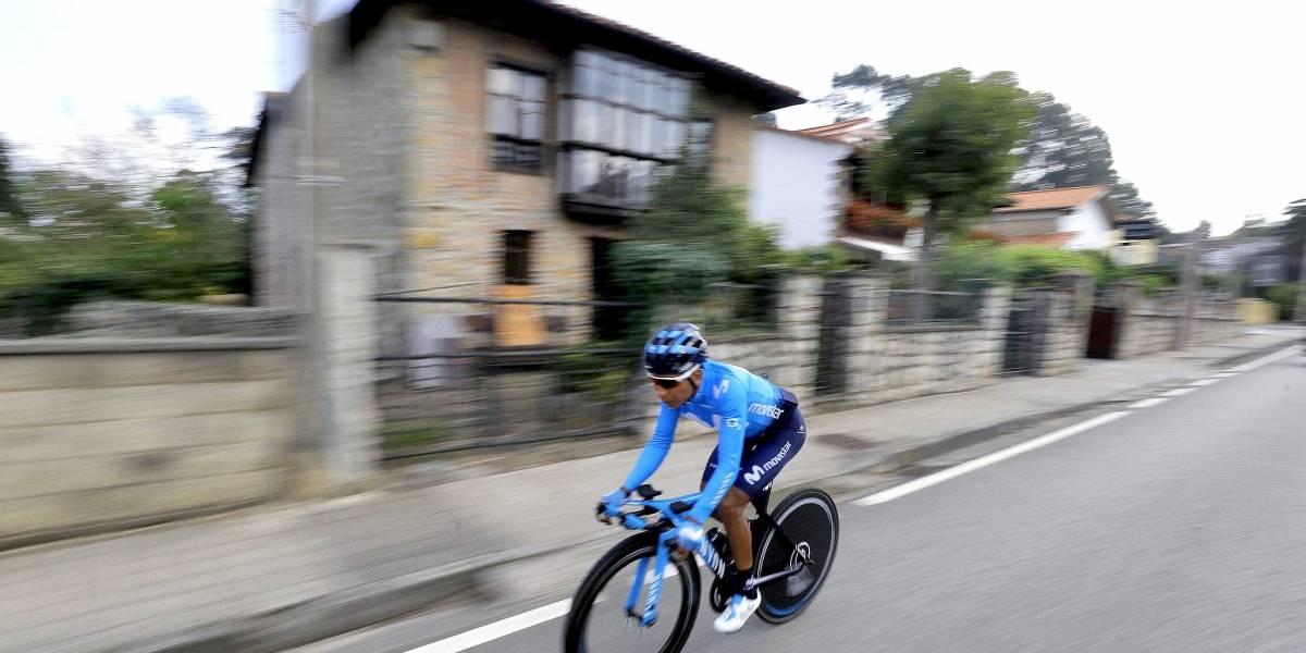 Etapa 16 de la Vuelta a España: la contrarreloj puso de cabeza la general