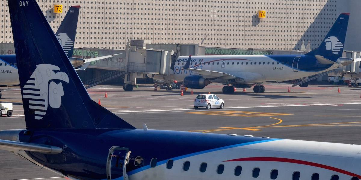 Aeroméxico llega a acuerdo con pilotos y evita huelga