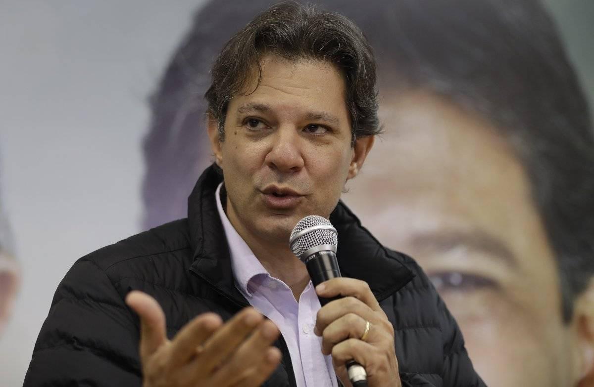 Haddad por su parte es un ex alcalde de Sao Paulo y en la actualidad es el compañero de fórmula de Lula.