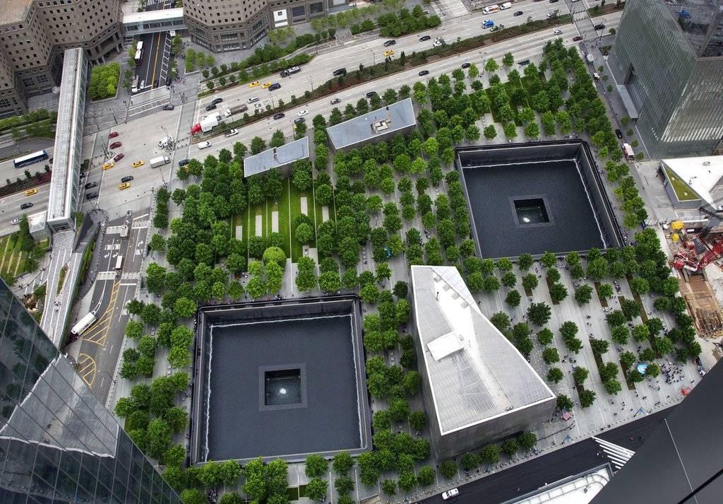 El nuevo World Trade Center en Nueva York. Foto: AP
