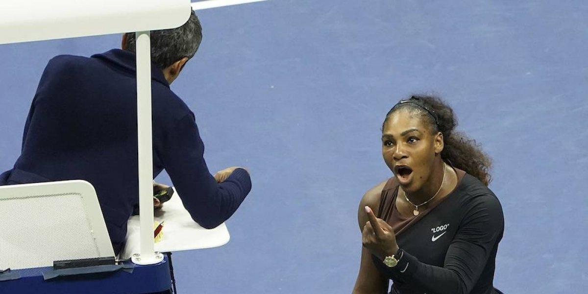 Jueces boicotearían a Serena Williams por lo sucedido en el US Open