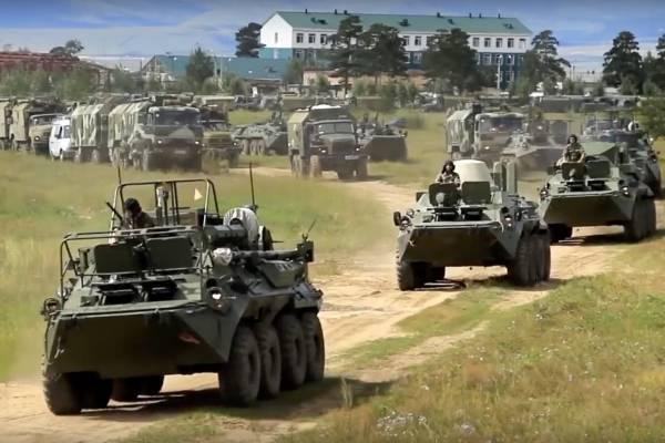 Rusia maniobras militares Vostok-2018