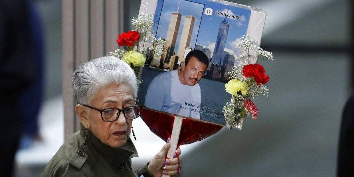 Resultado de imagen para ceremonia 9/11 familiares en nueva york