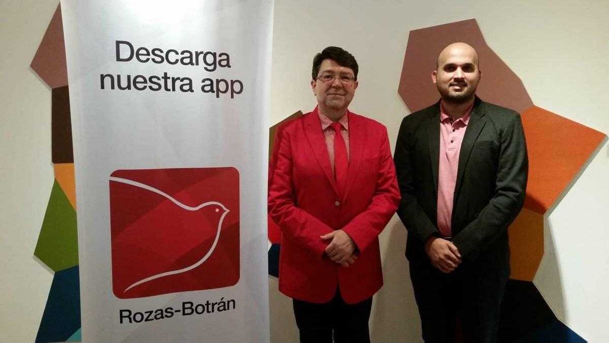 App Fundación Rozas-Botrán