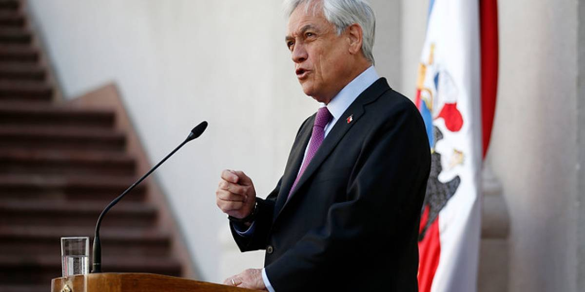 """Piñera: """"Nuestra democracia no terminó por muerte súbita ese 11 de septiembre de 1973. Venía gravemente enferma desde mucho antes"""""""