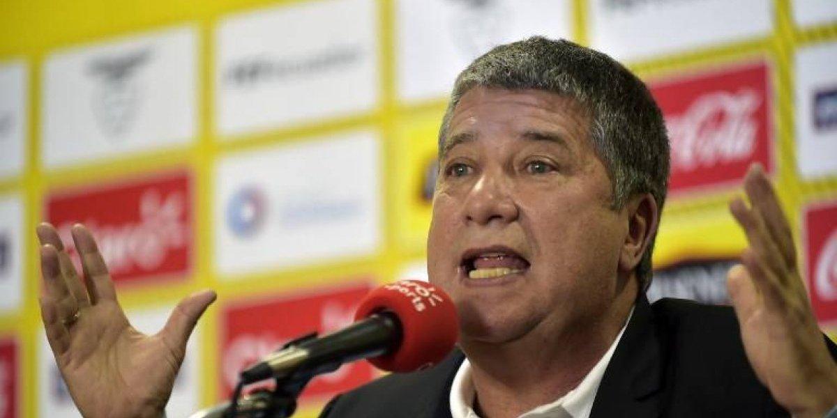 """""""Soy un vago que ha estado en 5 Mundiales"""", dice el """"Bolillo Gómez"""