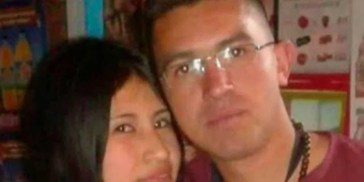Ofrecen recompensa por información de conductor que arrolló pareja en Chía