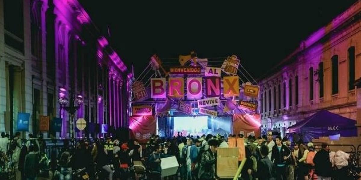 Prográmese para un concierto con entrada libre en el Bronx