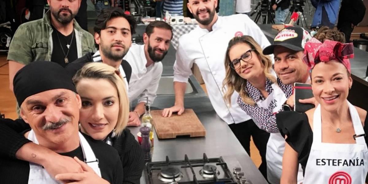 Catalina Gómez desenmascaró a algunos de sus compañeros en MasterChef Celebrity