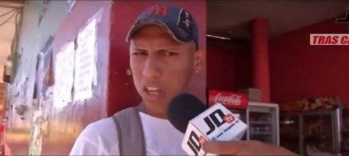 Harta demencia hace 2 años, durante la entrevista de José Delgado