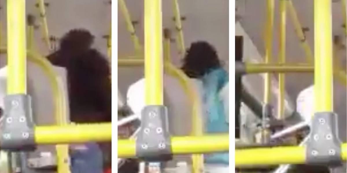 Video: ¿los pasajeros este Sitp se colaron masivamente o hicieron transbordo?