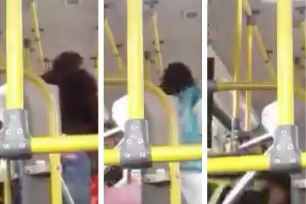 ¿los pasajeros este Sitp se colaron masivamente o hicieron un transbordo?