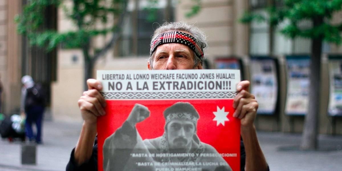 Jones Huala está en Chile: comunero mapuche argentino será juzgado en Valdivia