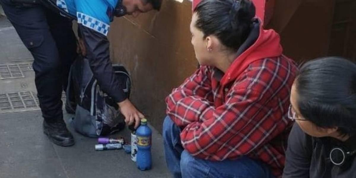 ¿Cómo puedo denunciar a quienes realicen grafitis en espacios de Quito?